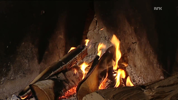 NRK National Firewood Night Screenshot
